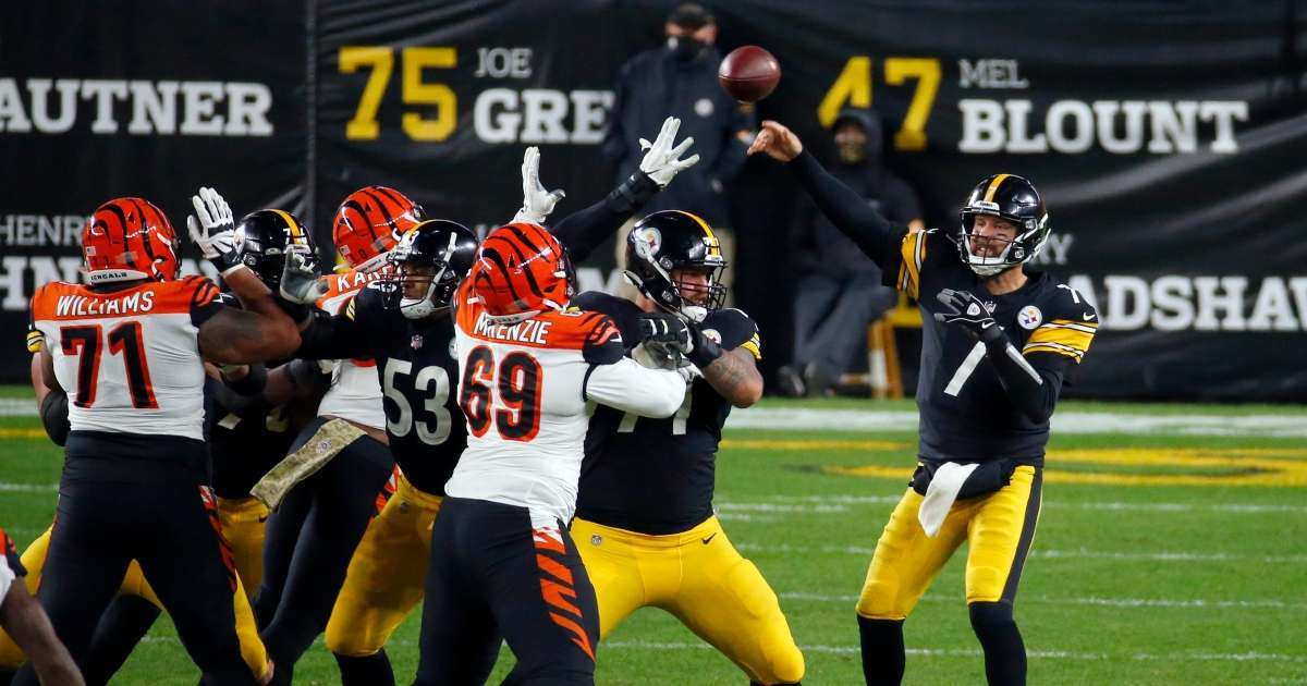 Monday Night Football how to watch Steelers Bengals