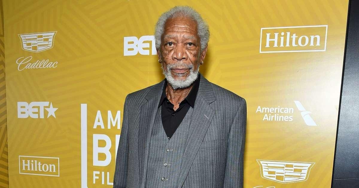 Morgan Freeman reacts Lean of Me Joe Clark death best of the best