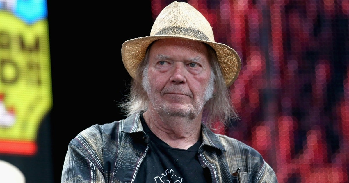 neil young getty images