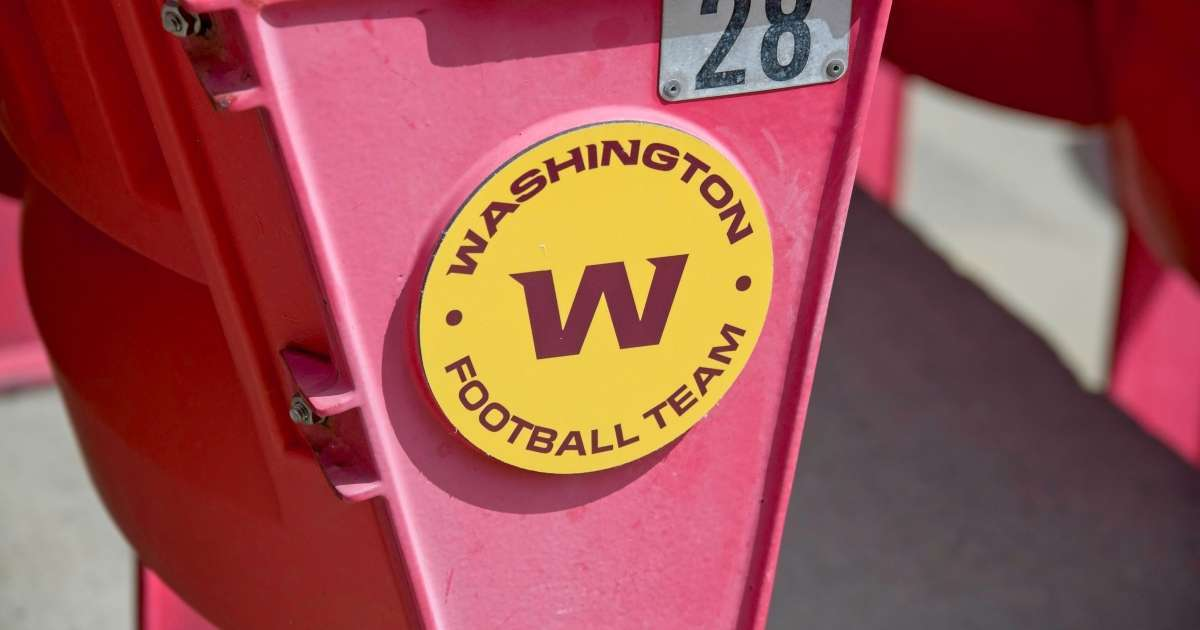 NFL fans weigh in Washington Football team looking 2 names