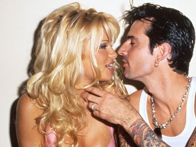 Pamela Anderson and Tommy Lee Series Coming to Hulu, Lily James and Sebastian Stan to Star