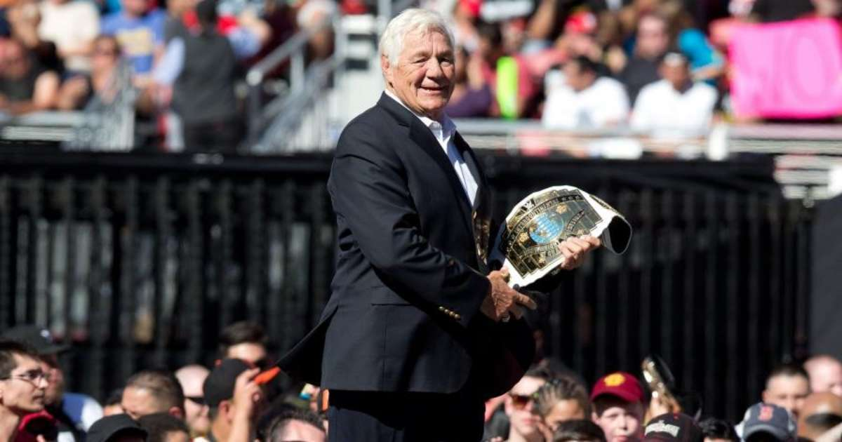 Pat Patterson WWE Hall of Famer Dead 79