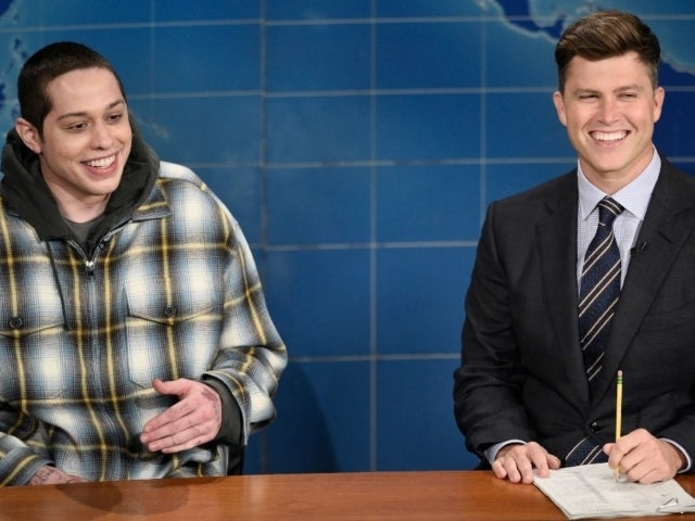 'SNL': Pete Davidson Hits Back at Haters After 'It's A Wonderful Life' Table Read Controversy