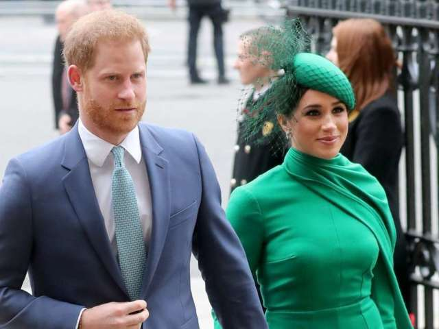 Prince Harry and Meghan Markle to Reunite With Queen Elizabeth for the First Time Since Royal Exit