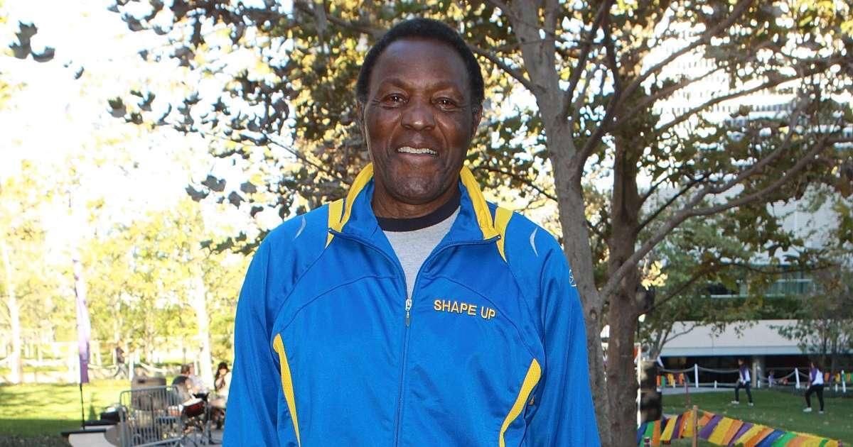 Rafer Johnson Olympic Decathalon Champion dead 86