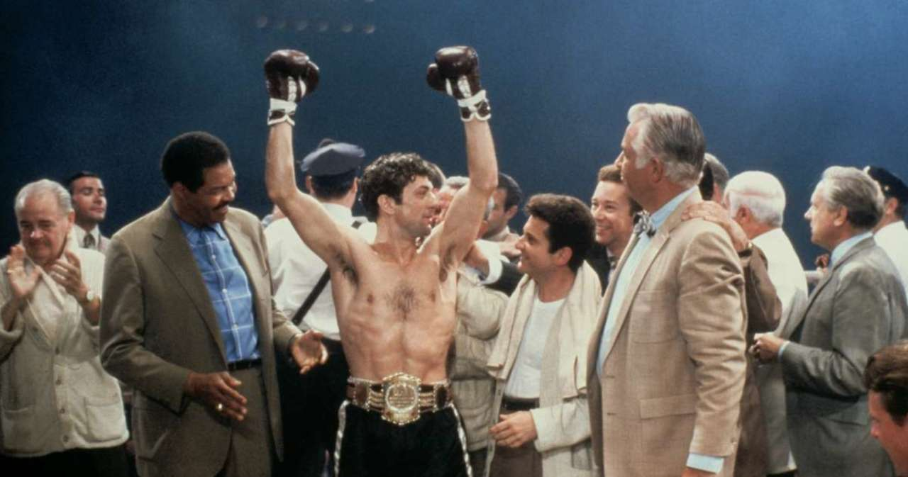 Raging Bull Fans Celebrate The Iconic Robert De Niro Movie On Its 40th Anniversary