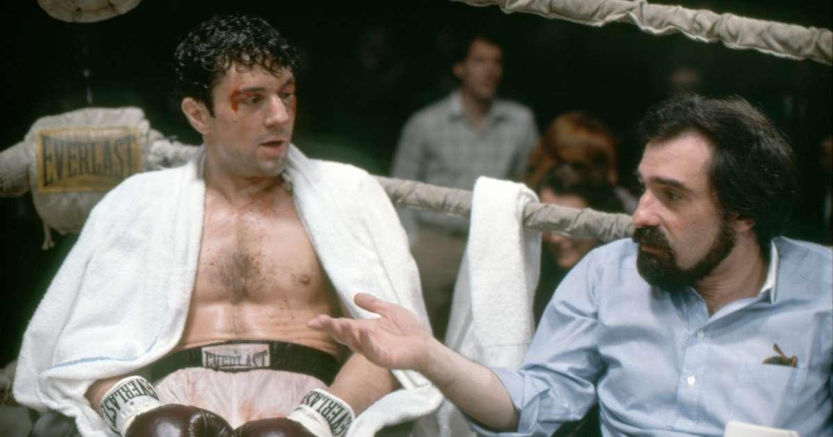 Raging Bull Robert De Niro Martin Scorsese flim 40