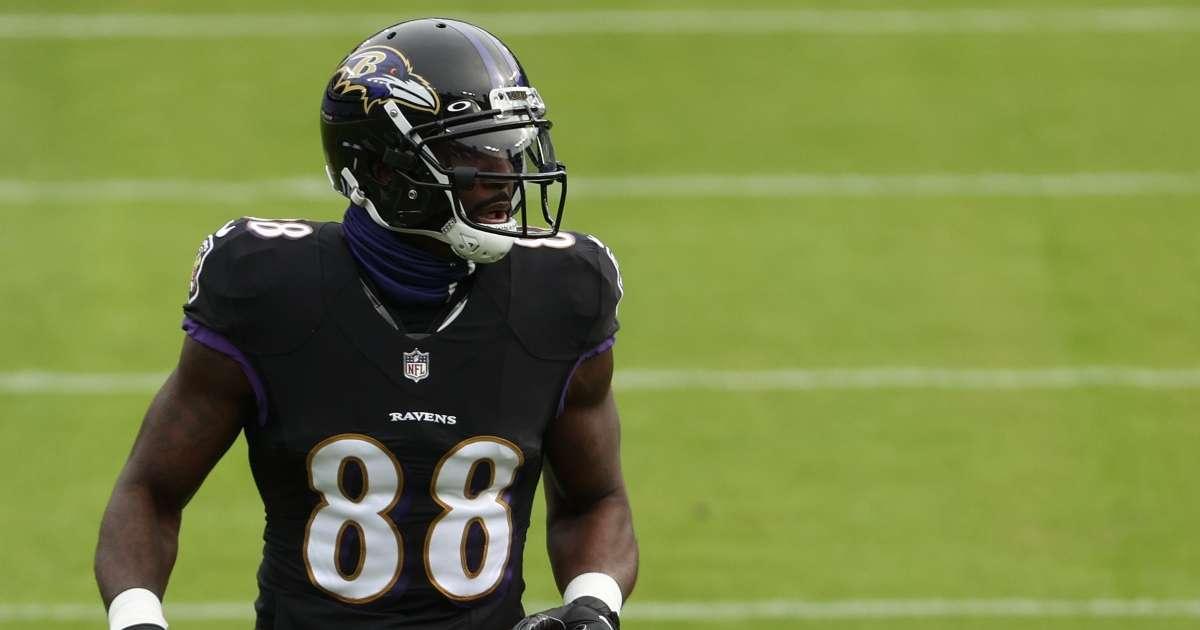 Ravens Dez Bryant test positive COVID-19 30 minutes before game Cowboys