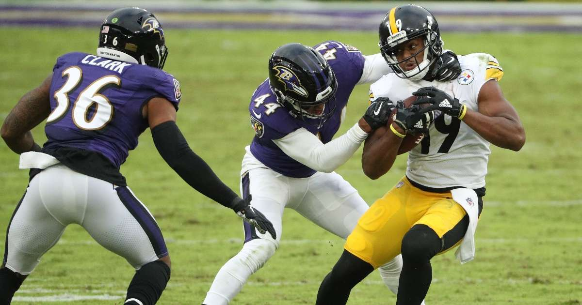 Ravens vs Steelers how to watch what time channel