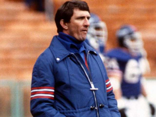 Ray Perkins, Former Alabama and Giants Coach, Dead at 79