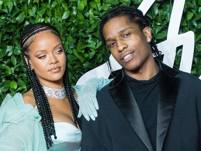 Rihanna Reportedly Dating A$AP Rocky After Months of Romance Rumors