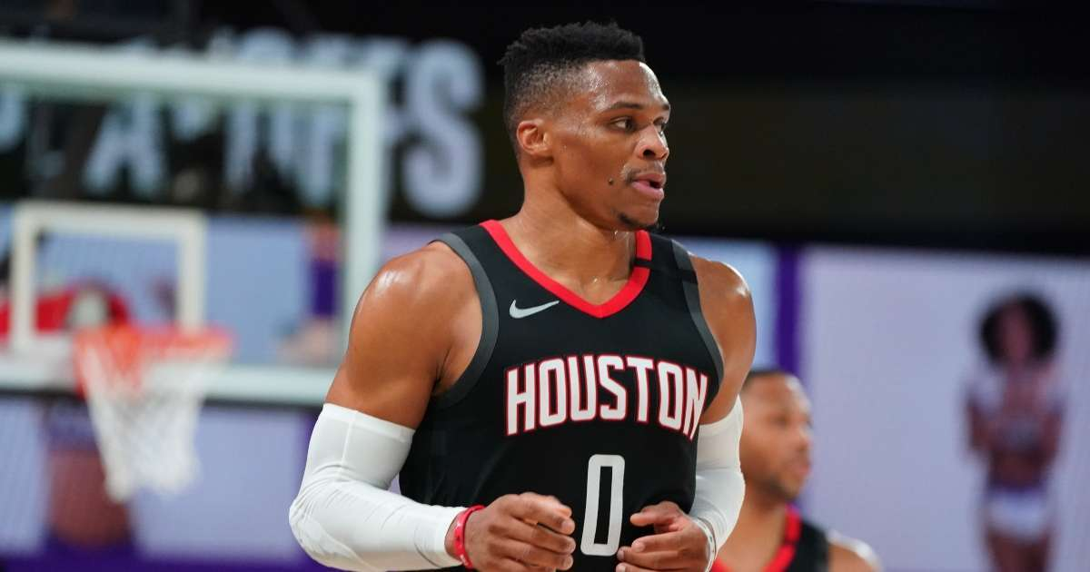 Rockets Russell Westbrook traded Wizards John Wall
