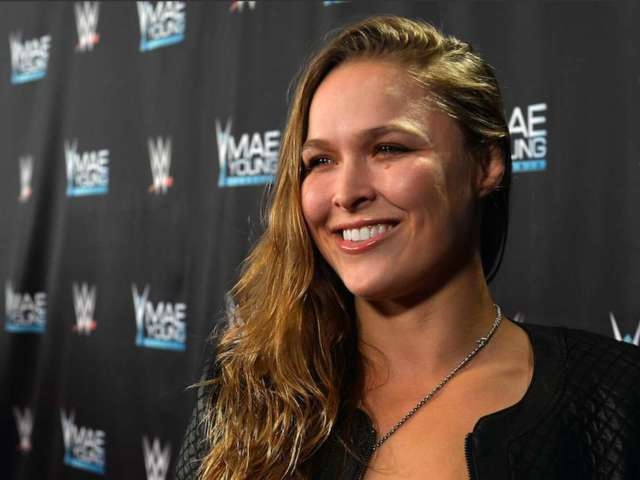 Ronda Rousey Steps Back in the Ring for 'World of Warcraft' Commercial