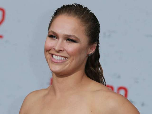 Ronda Rousey Pregnant With First Child