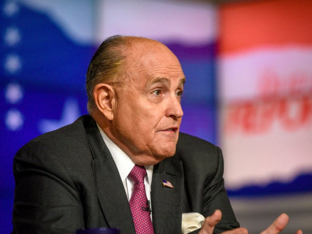 Why The Lincoln Project Is Taking on Rudy Guiliani
