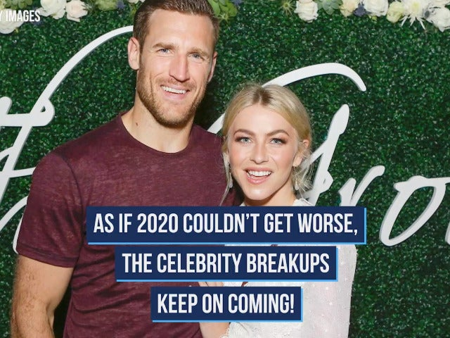 Saddest Celebrity Breakups of 2020
