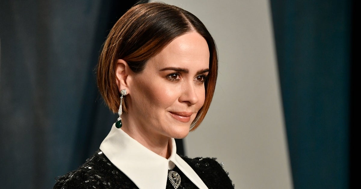sarah paulson getty images