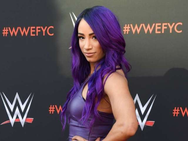 Sasha Banks: How Her 'Hot Ones' Episode Helped Her Land 'The Mandalorian' Role