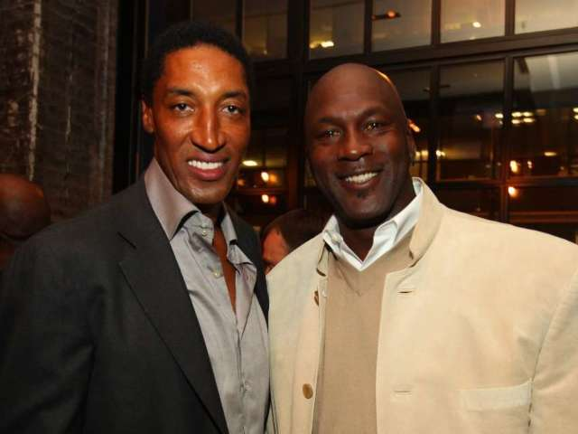 Scottie Pippen Told Michael Jordan He Had Issues With 'The Last Dance'