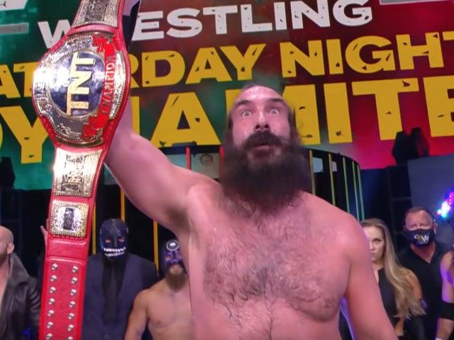 Jon Huber, AEW Wrestler Brodie Lee and WWE Alum Luke Harper, Dead at 41