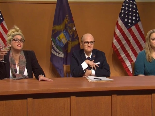 'SNL' and Cecily Strong Fulfill Fan Desires With Wild Rudy Giuliani Testimony in Cold Open