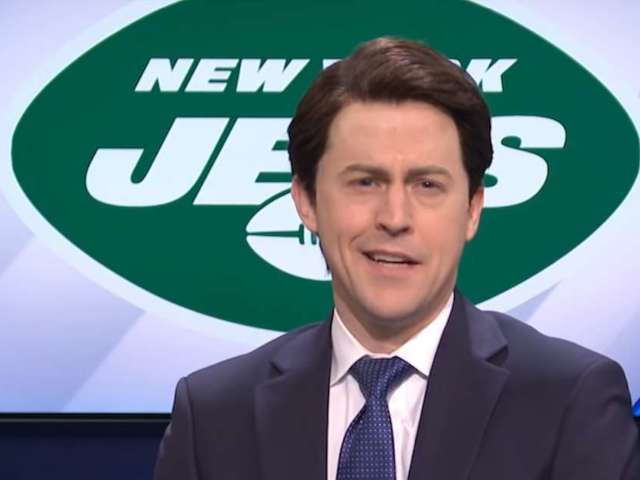 'SNL' Mocks New York Jets' Winless Season in Newsmax Parody