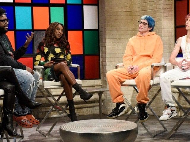 'SNL': Questlove Smacks Pete Davidson and Timothee Chalamet in Hilarious Hip-Hop Skit