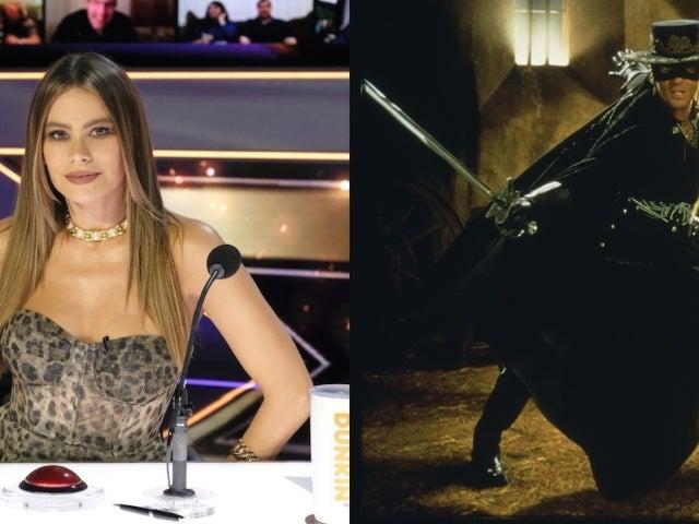 Sofia Vergara Working on Female-Led 'Zorro' Reboot