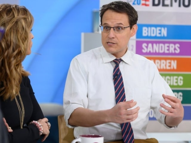 MSNBC's Steve Kornacki Goes From Election Night to 'Sunday Night Football' to Delight of Fans