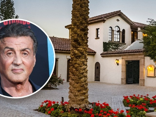 Peek Inside Sylvester Stallone's Stunning $3.35M La Quinta, California Mansion