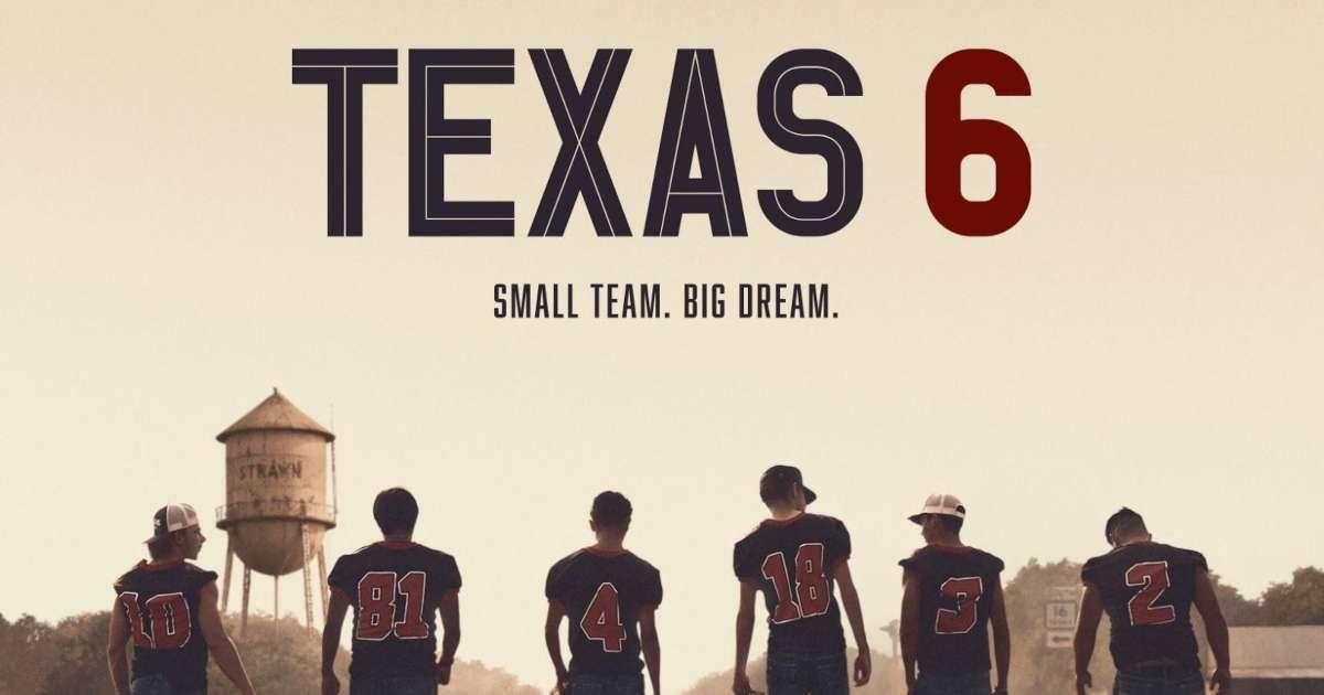 Texas 6 CBS All Access streaming (1)