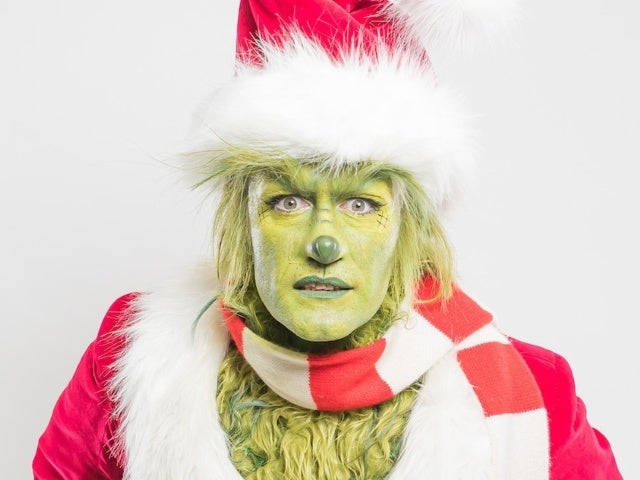 'The Grinch Musical': Matthew Morrison's Costume Is Giving Viewers Nightmares
