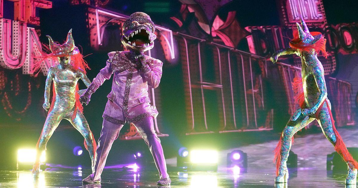the-masked-singer-crocodile-getty