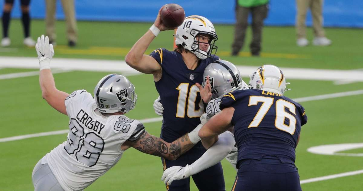 Thursday Night Football How to Watch Chargers vs Raiders