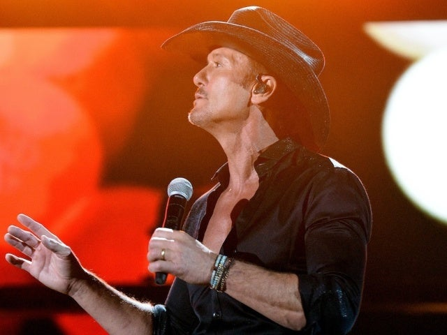 Tim McGraw Releases Recorded Version of 'It Wasn't His Child'