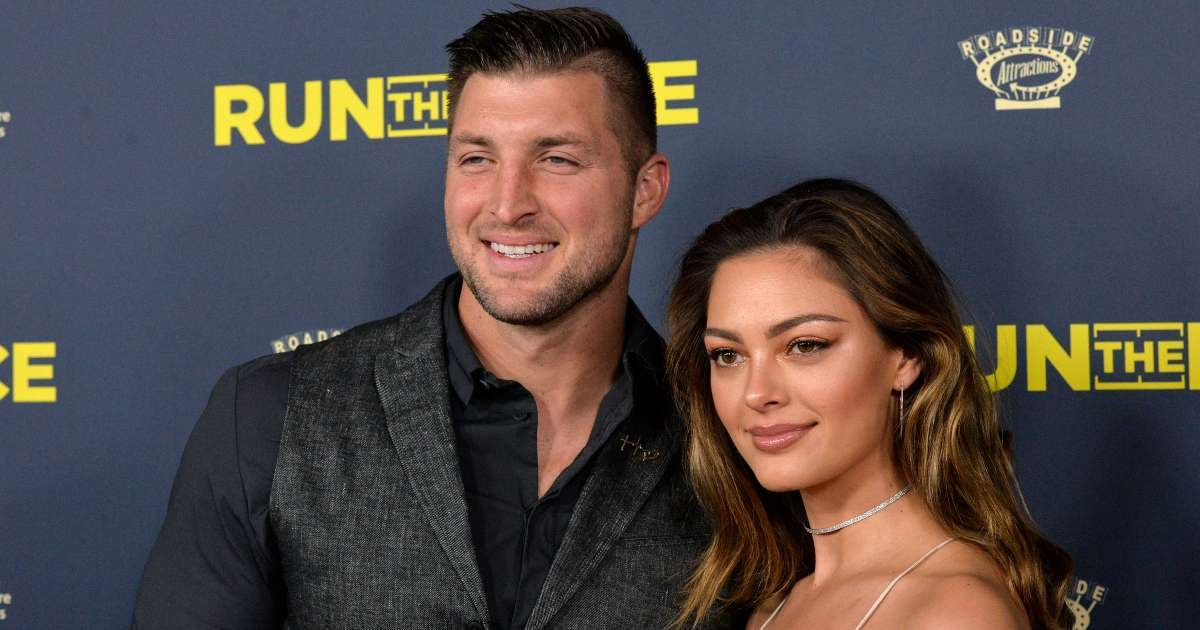 Tim Tebow Wife Demi-Leigh what to know