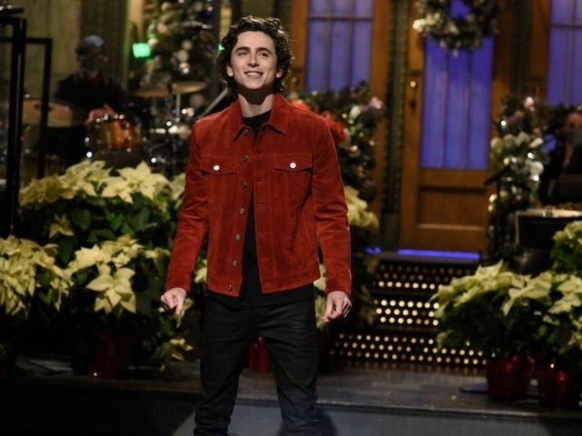 New 'SNL' Wasn't on Last Night, NBC Re-Aired Timothee Chalamet and Bruce Springsteen's Episode