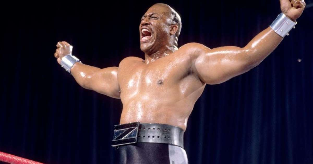Tiny Lister what to remember WWE career Zeus