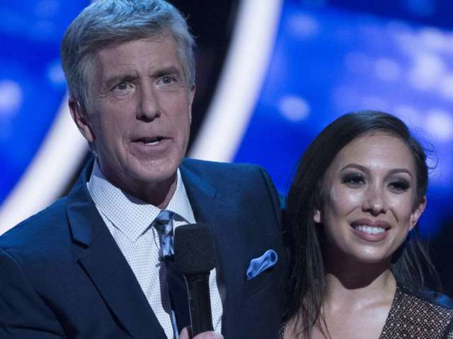 Cheryl Burke Calls Tom Bergeron an 'Icon' Following 'Dancing With the Stars' Exit (Exclusive)