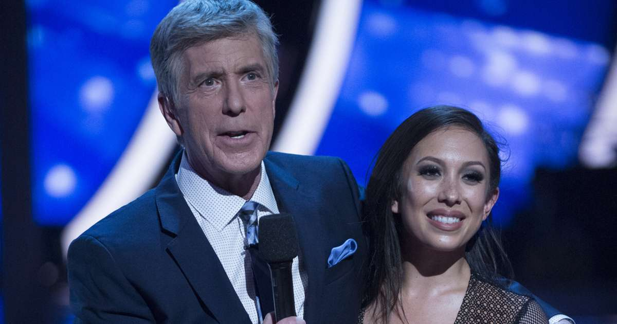 tom-bergeron-cheryl-burke-getty