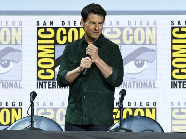 Tom Cruise Reportedly Dating 'Mission: Impossible' Co-Star Hayley Atwell