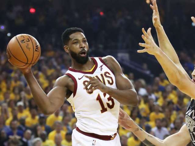 Tristan Thompson Says Farewell to Cleveland After Signing With Boston
