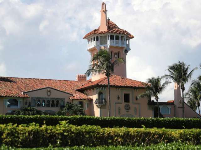 Donald Trump Apparently Violating Residency Agreement at Mar-a-Lago