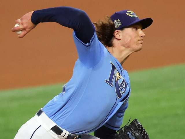 Rays' Tyler Glasnow Used Picture of Martin Shkreli for Angry Motivation Prior to Games