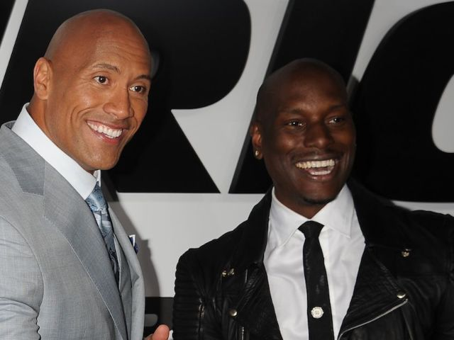 Tyrese Gibson Says He and Dwayne 'The Rock' Johnson Ended Their Years-Long Feud