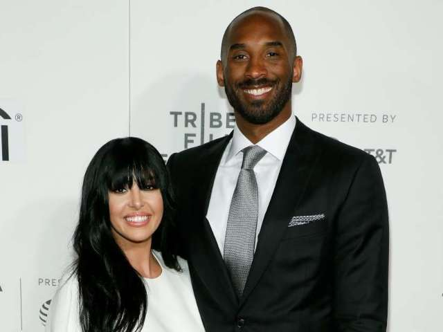 Vanessa Bryant Gifts Kobe 'Grinch' Shoes to Kim Kardashian, Kris Jenner