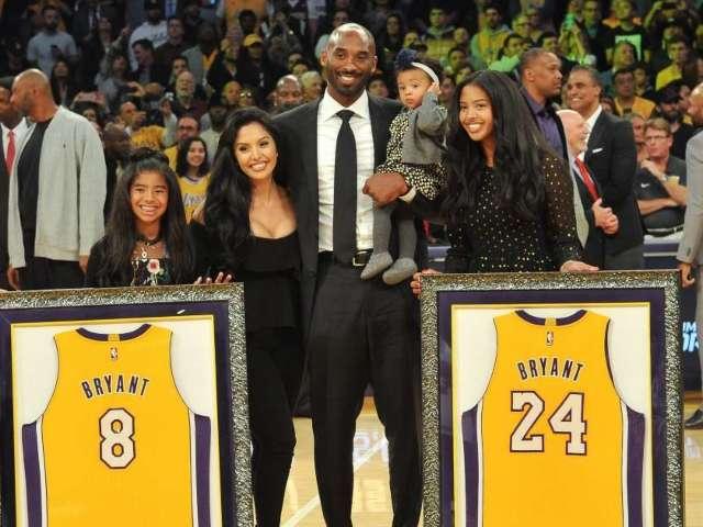 Kobe and Vanessa Bryant's Daughters Recreate Photo in Gianna Tribute