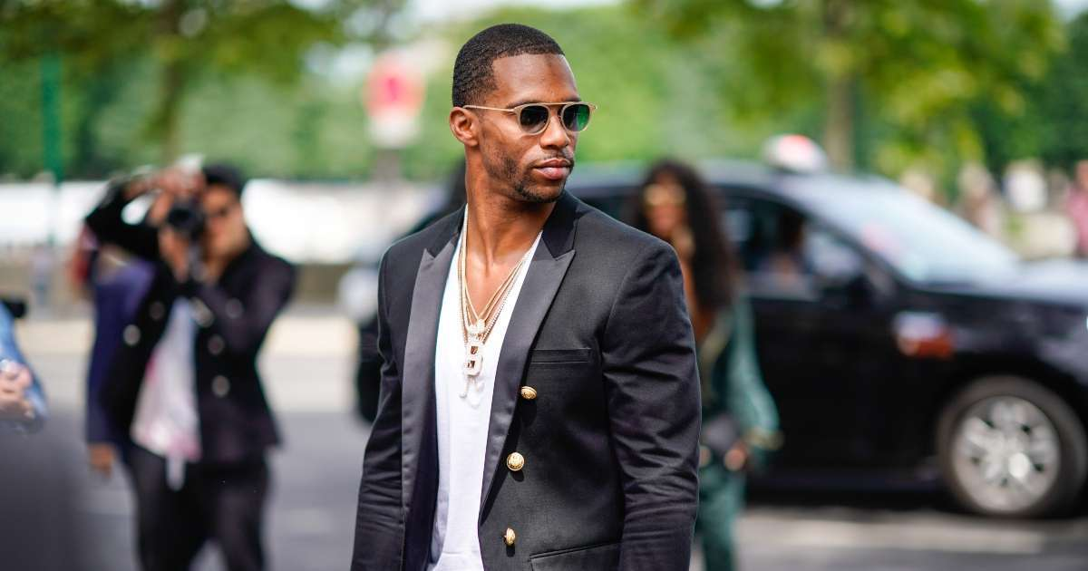 Victor Cruz talks being a fashion icon, Super Bowl food