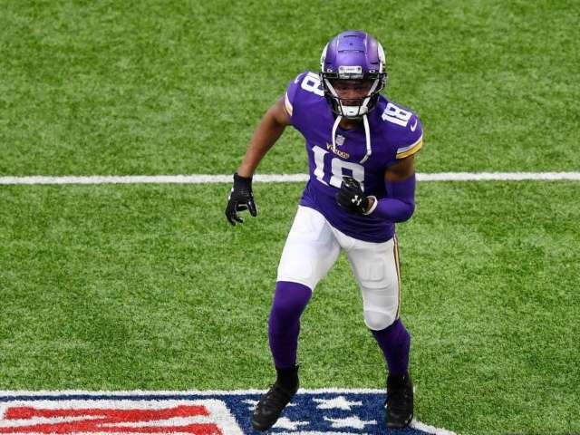 Vikings' Justin Jefferson Curses at Kirk Cousins After Incomplete Pass