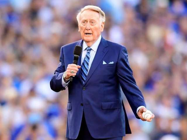 Vin Scully, 93, to Narrate World Series Documentary on Dodgers' Win